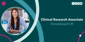 Opening for Work From Opportunity For Clinical Research Associate At ICON Plc UK